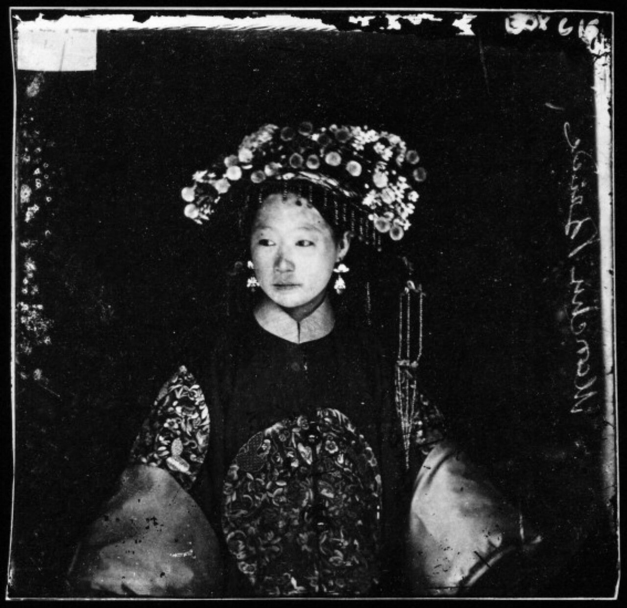 1867. Маньчжурская невеста, Пекин