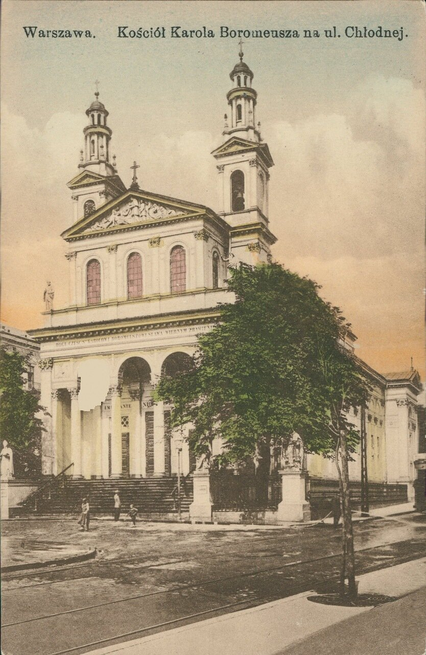 Церковь Святого Карла Борромео