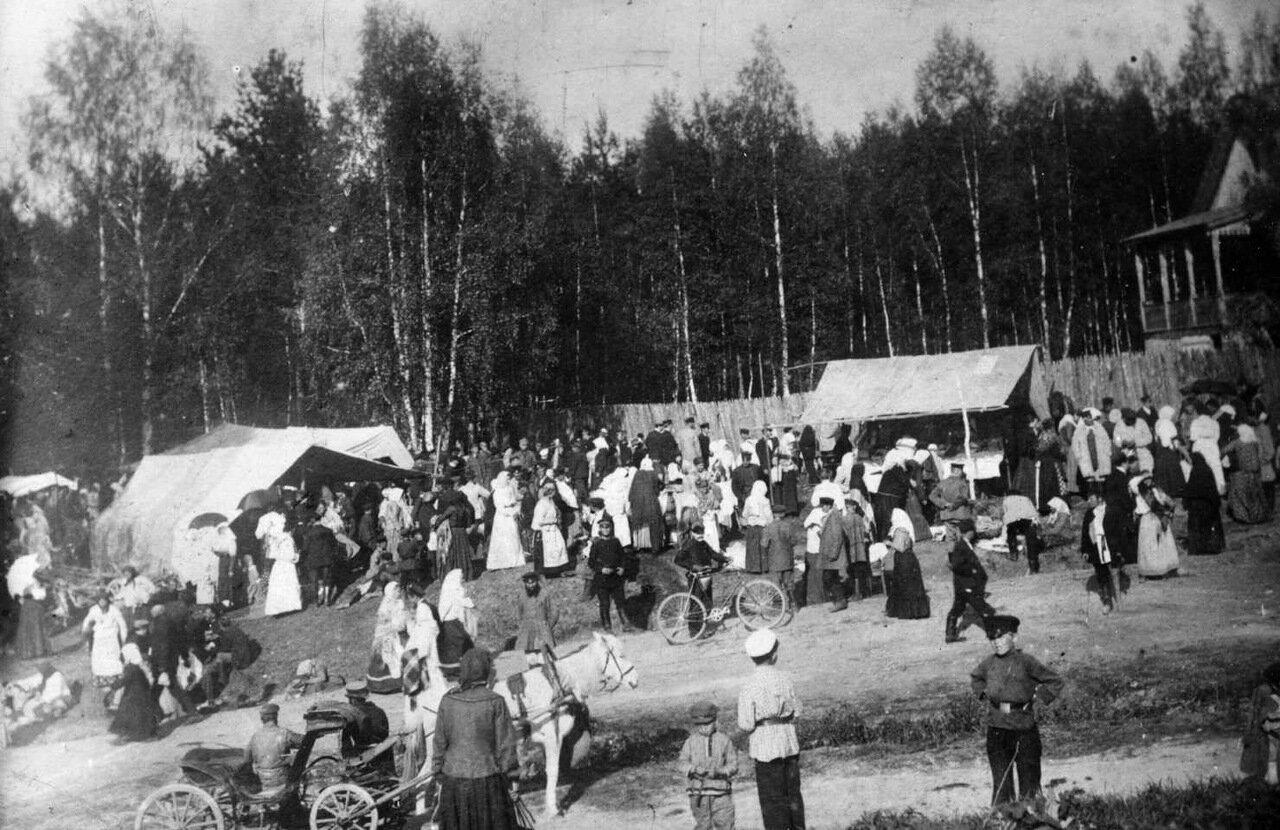 Ярмарка в Печерске