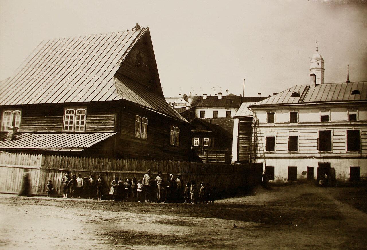 Холодная синагога