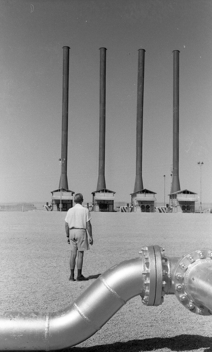 38. Нефтяная промышленность в Иране, 1958