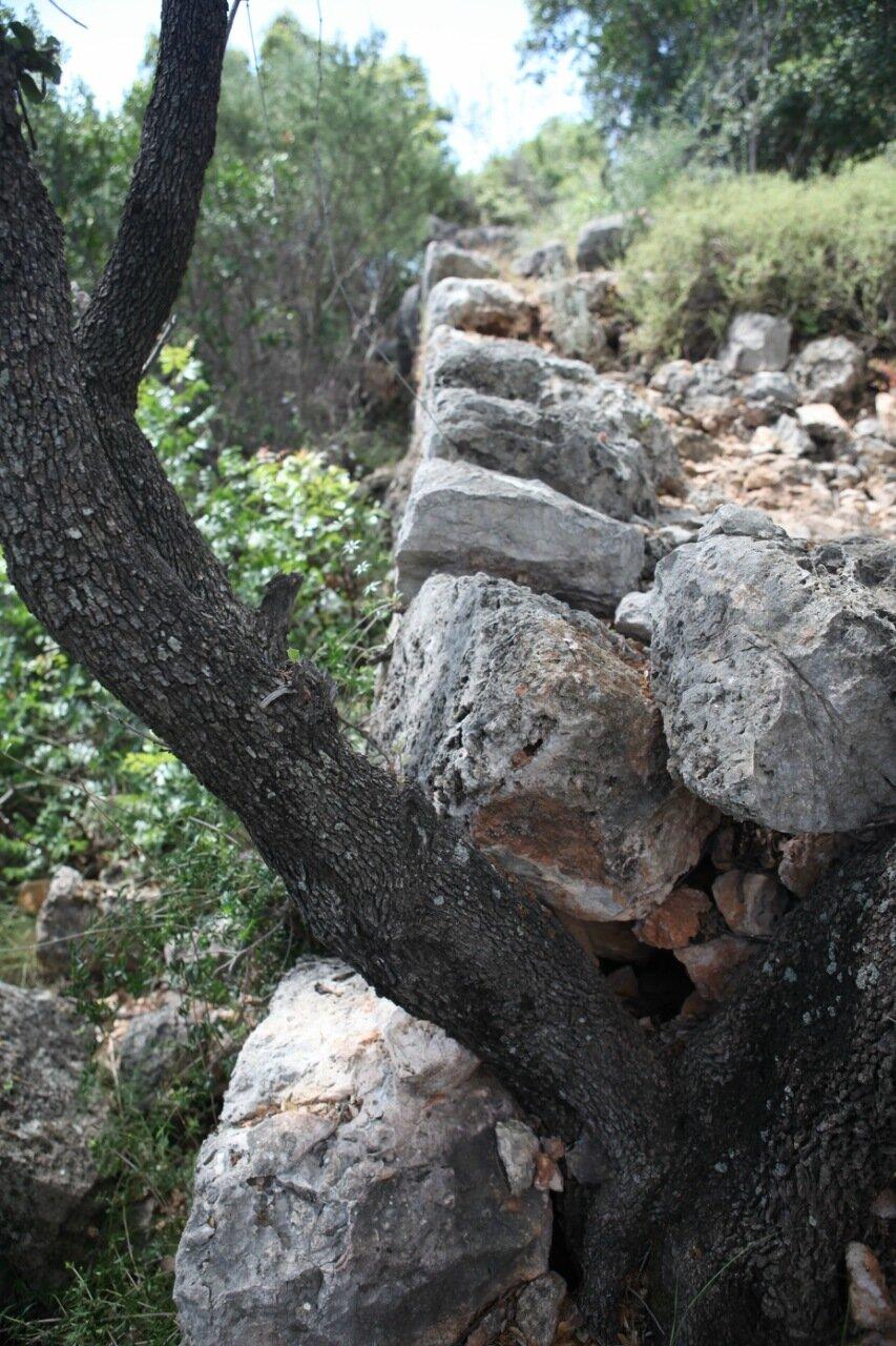 Турция, сторожевая башня селения Гейнюк