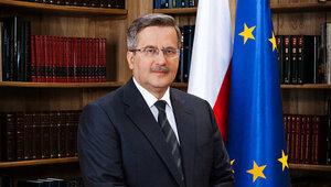 Президент Польши опасается появления «зеленых человечков»