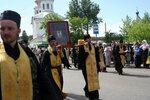 Великорецкий крестный ход, традиционно прошедший по Вятской земле 3-8 июня