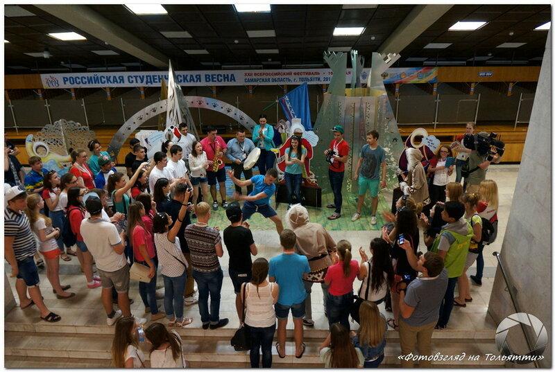 Лучшая программа Студвесны-2014
