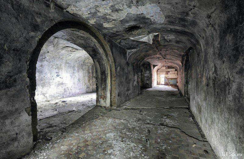 Форт Линевича Владивостокской крепости
