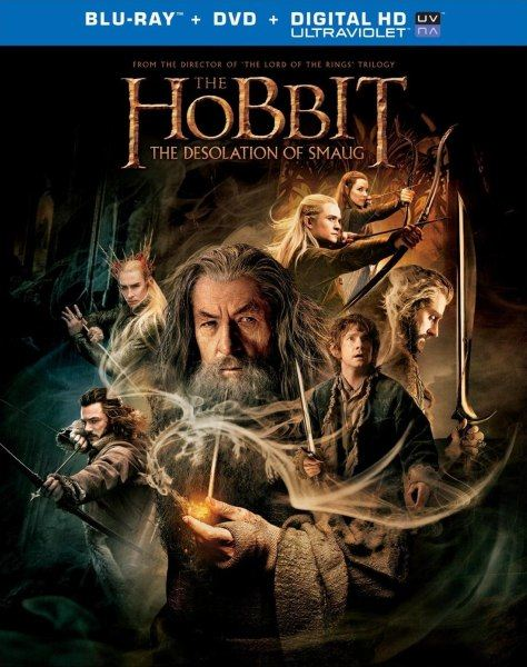 Хоббит: Пустошь Смауга / The Hobbit: The Desolation of Smaug (2013) BD-Remux + BDRip 1080p [3D,2D] + 720p + HDRip