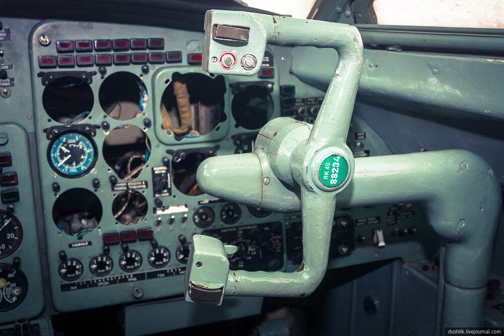 Як-40 в Калачёво