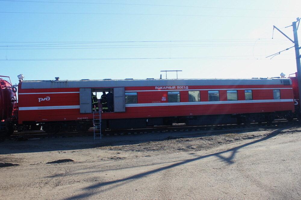 соответственно, пожарный поезд г уссурийск фото словам глазатова