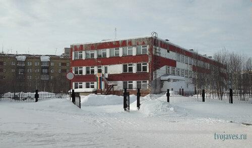 Фото города Инта №6480  Северо-восточный угол Воркутинской 9 (д/с