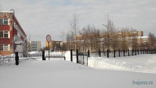 Фотография Инты №6481  Воркутинская 9 и 11 д/с