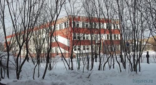Фото города Инта №6483  Юго-восточный угол Воркутинской 9 02.03.2014_11:51