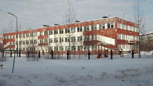 Фотография Инты №6484  Юго-восточный угол Воркутинской 9 02.03.2014_11:51