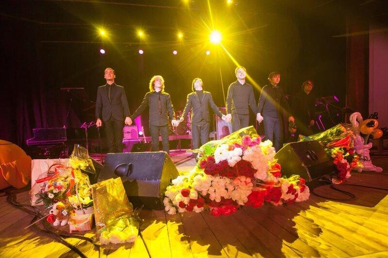 Фотогалерея «Концерт Гелы Гуралия в Туле»