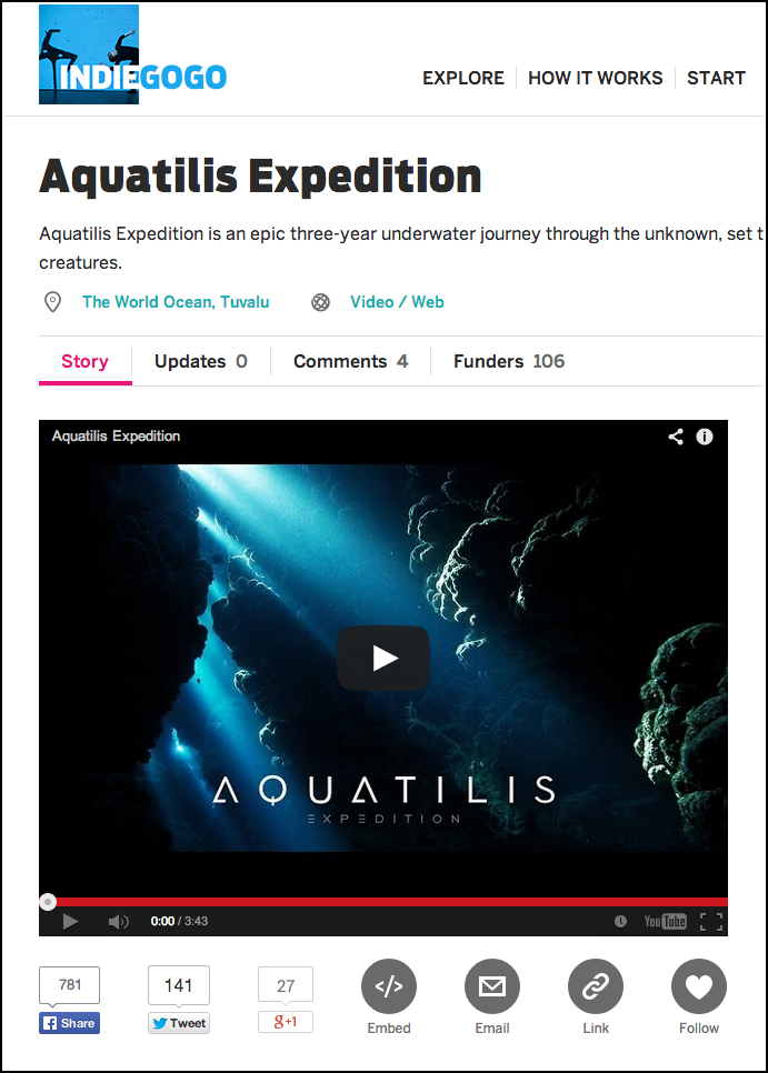 Aquatilis Expedition