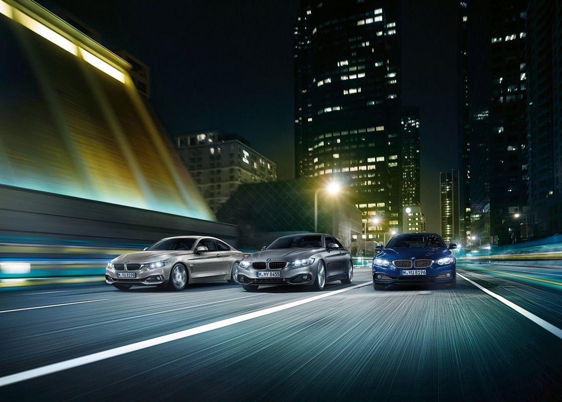 Немецкое вдохновения от BMW