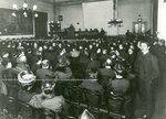 Заседане членов избирательной комиссии по выборам во Вторую Государственную думу  в зале Соляного городка.