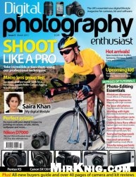 Журнал Digital Photography Enthusiast Issue 5