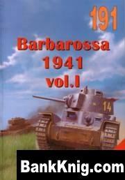 Книга Barbarossa 1941 vol.I , Wydawnictwo Militaria 191