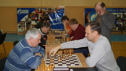 Шхматная лига