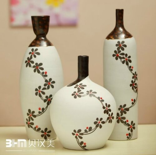 Хендмейд бутылки и вазы