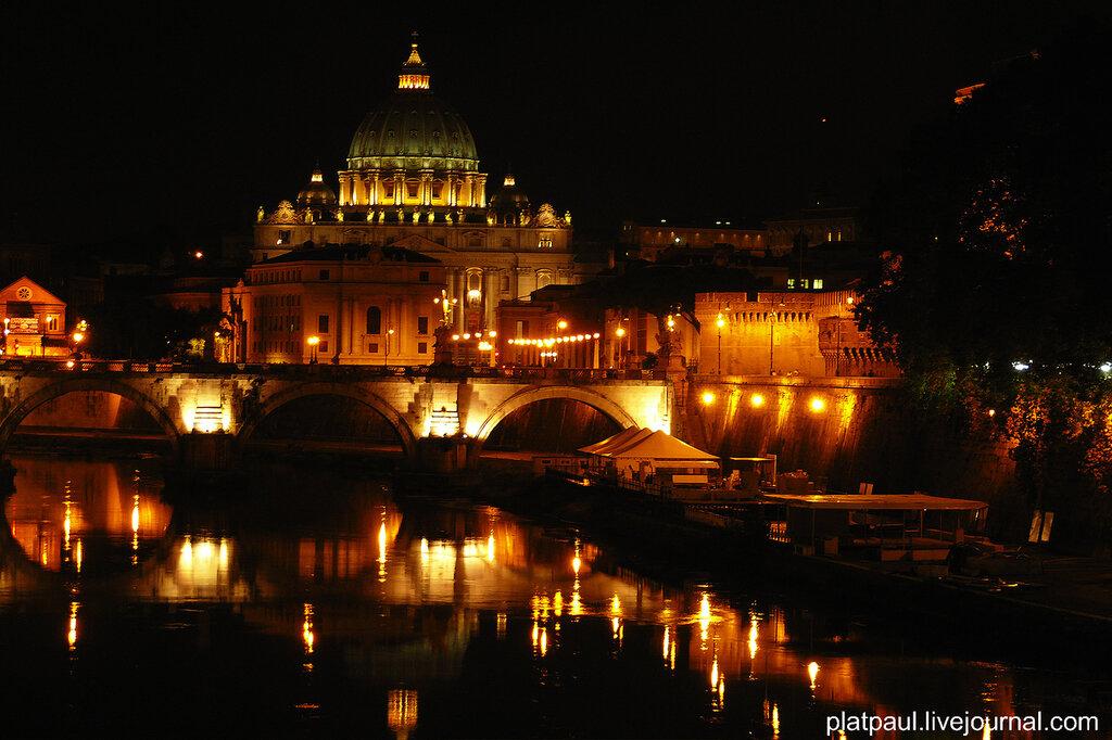воспоминания о Риме...