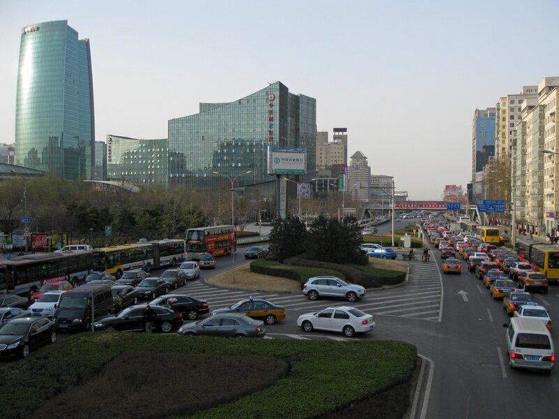 Проспект Чжунгуаньцунь дацзе