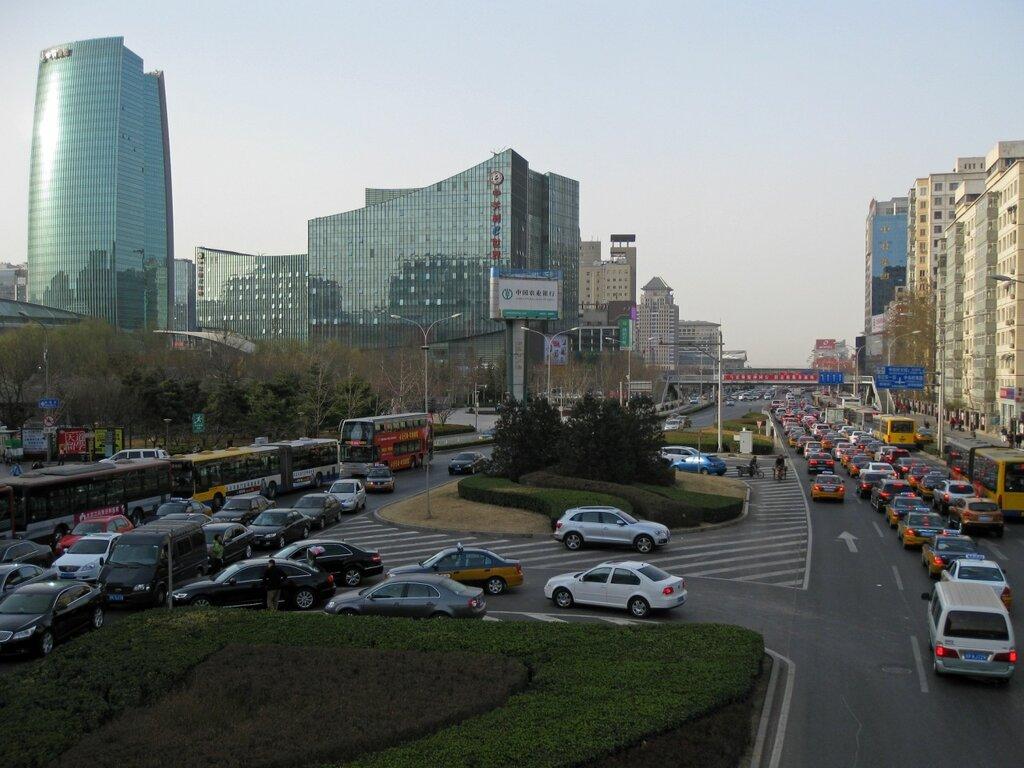 Чжунгуаньцунь, Пекин, район Хайдянь