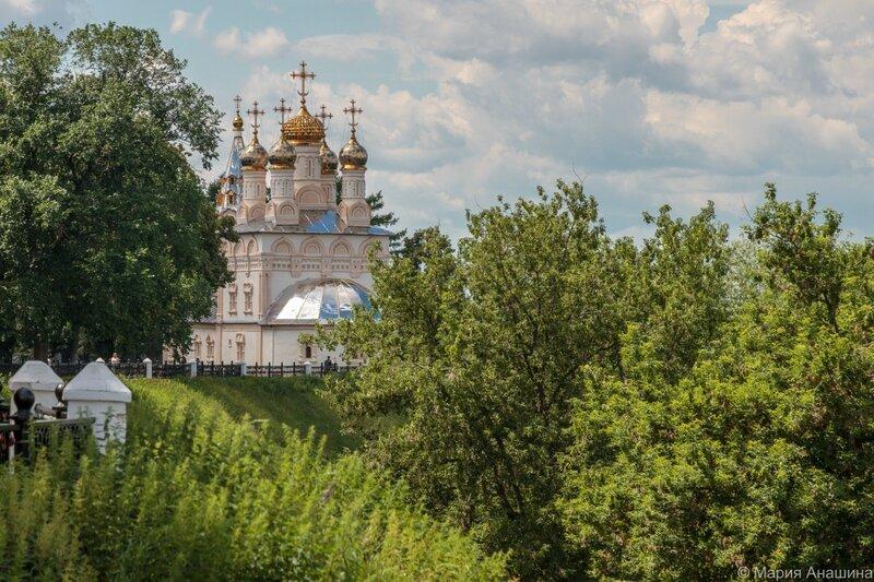 Церковь Спаса Преображения на Яру, Рязань