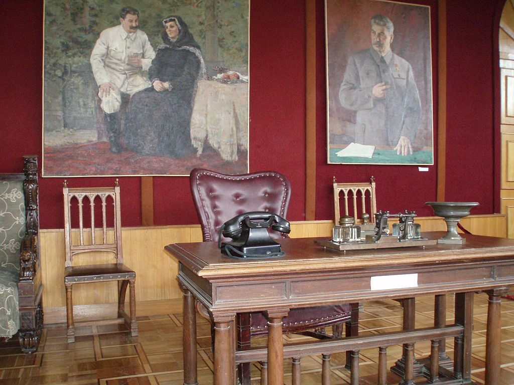 Музей Сталина, город Гори