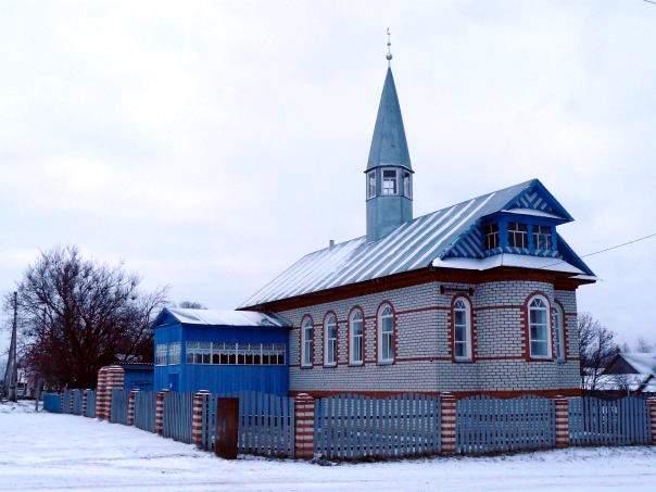 Деревня Портянур