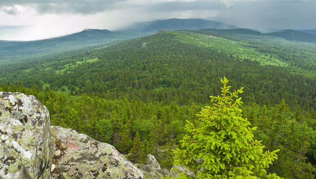 16. Отдых в Башкирии. Горы, сфотографированные на Nikon D5100 и широкоугольный объектив Samyang 14mm f/2.8