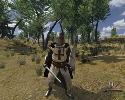 Mount And Blade Warband скачать мод Ad 1200 - фото 5