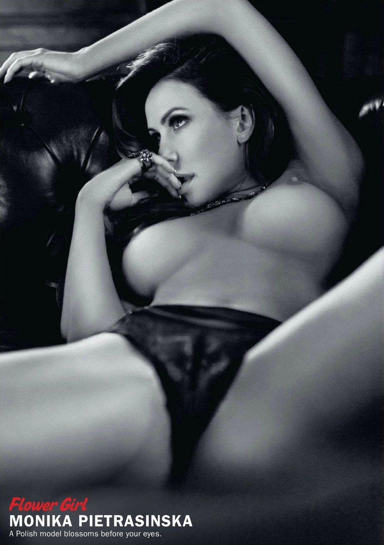 Лучшие попы журнала Playboy Special Collector's Edition   The Butt Issue january 2014 - Monika Pietrasinska (Польша)