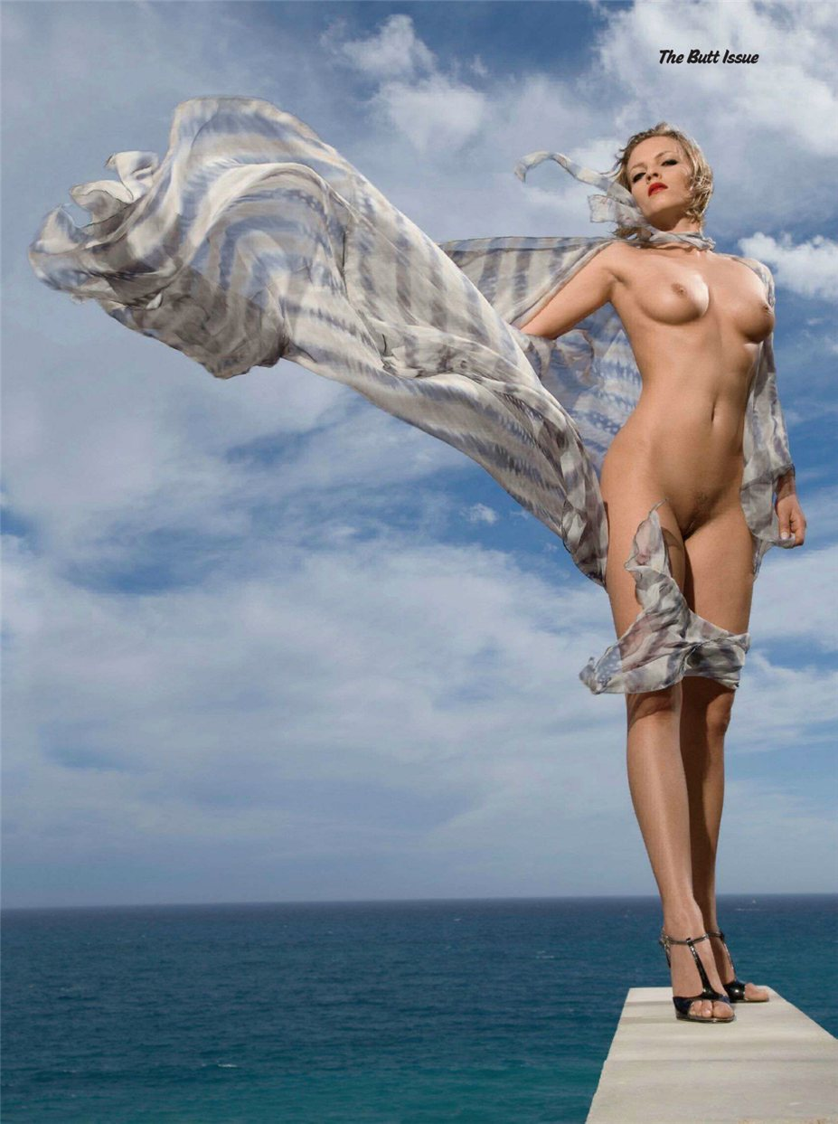 Лучшие попы журнала Playboy Special Collector's Edition   The Butt Issue january 2014 - Peggy Weiss (Германия)
