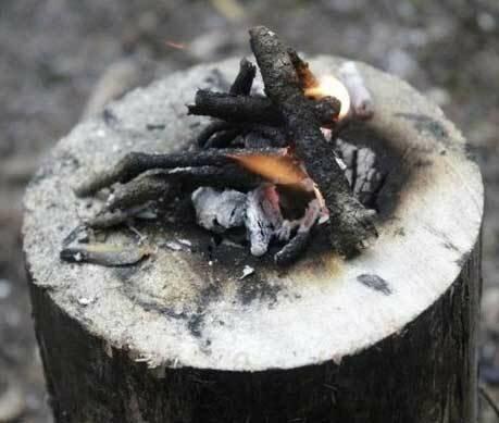 Вещи, созданные огнём: как?