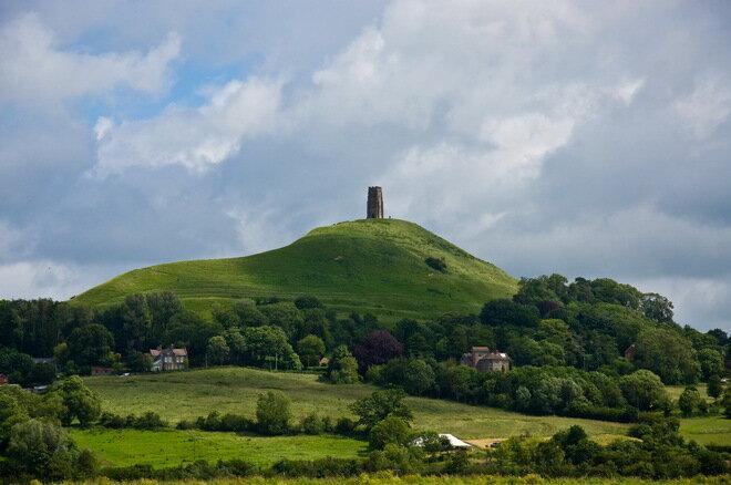 Холм святого Михаила. Великобритания