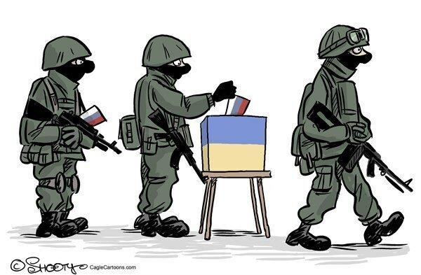 Crimea referendum © Martin Sutovec