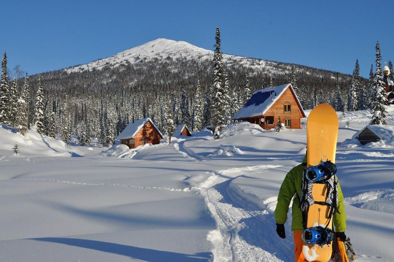 Отпуск в россии зимой