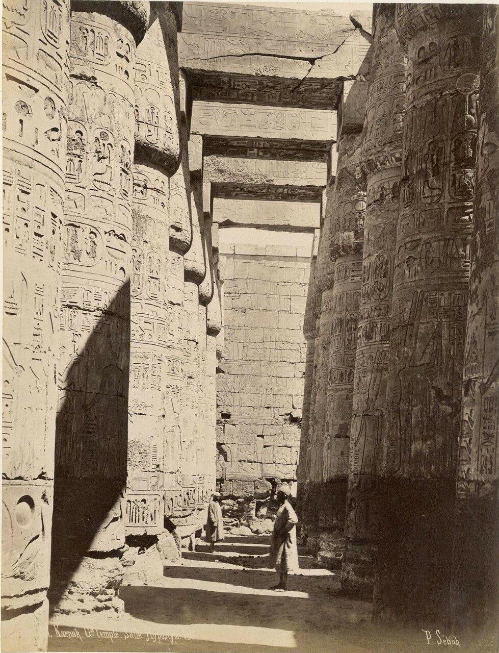 Карнак. Великий Храм