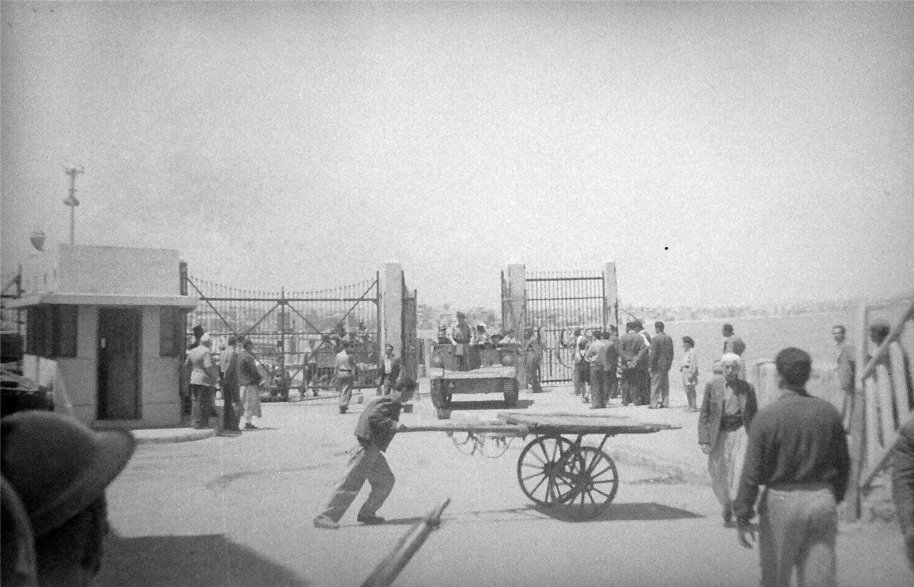 1948. Яффо