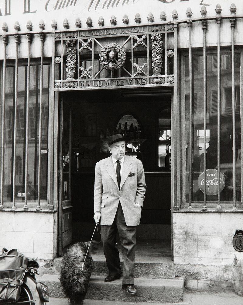 1950. Жак Превер