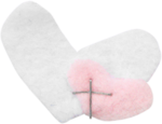 NLD Hello Baby Felt element Pink (2).png