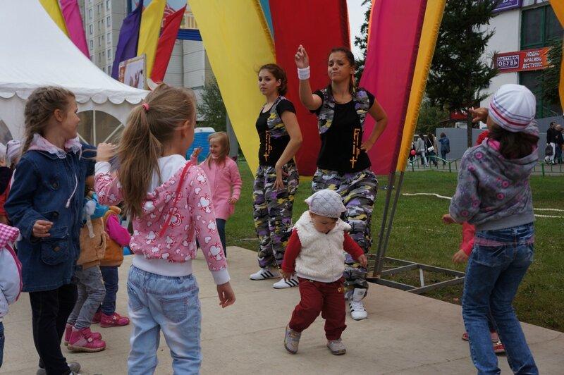 Праздник Братиславской улицы