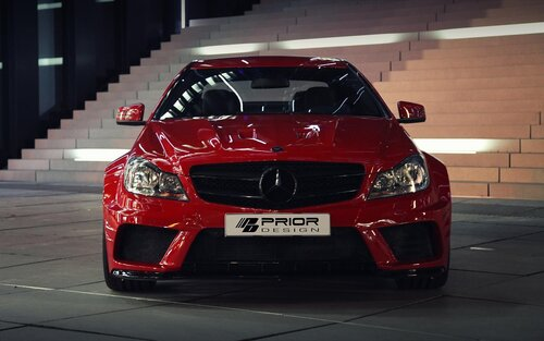 Mercedes-Benz рапортовал о росте продаж