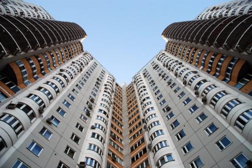 Подмосковное правительство ограничило количество этажей возводимых зданий