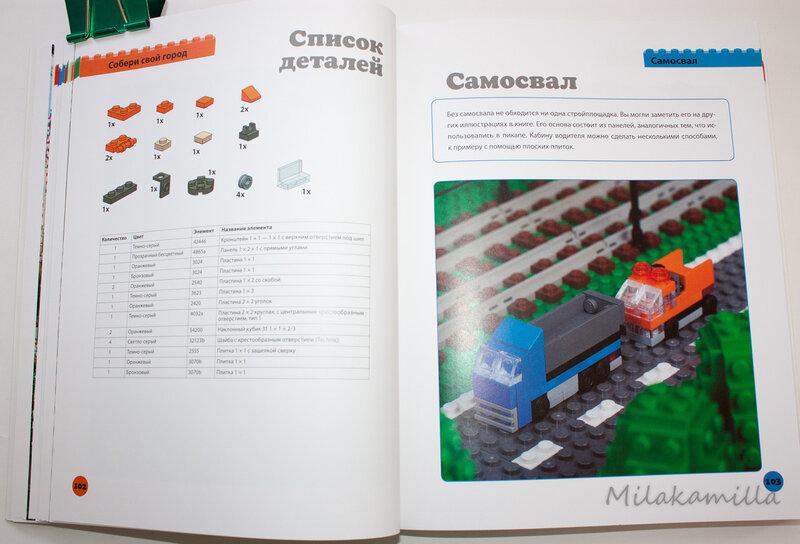 КНИГА СОБЕРИ СВОЙ ГОРОД КНИГА ИНСТРУКЦИЙ LEGO СКАЧАТЬ БЕСПЛАТНО