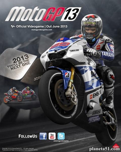 MotoGP 13 (2013/ENG/Repack)