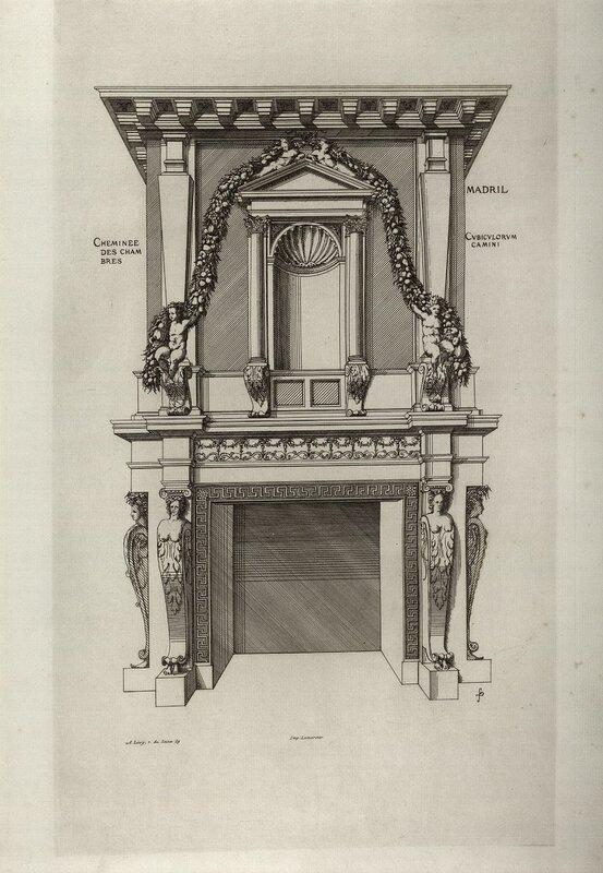 Булонский замок, деталь