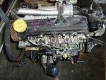 Nissan Micra 1.5 dci двигатель